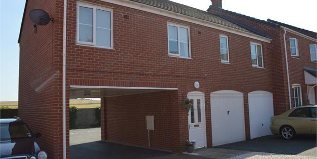 Offers in the region of £185,000, 2 Bedroom Semi Detached Flat For Sale in Lichfield, WS14