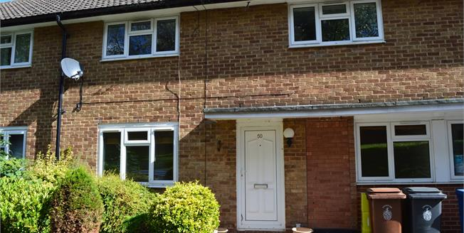 Offers Over £145,000, 3 Bedroom Terraced House For Sale in Whittington Barracks, WS14