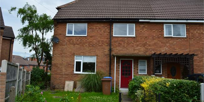 Asking Price £235,000, 3 Bedroom Semi Detached House For Sale in Lichfield, WS14