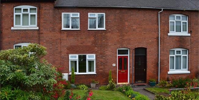 Asking Price £159,950, 3 Bedroom Terraced Cottage For Sale in Rugeley, WS15