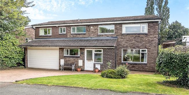 Asking Price £495,000, 5 Bedroom Detached House For Sale in Rugeley, WS15