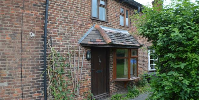 Offers in the region of £165,000, 1 Bedroom Terraced Cottage For Sale in Whittington, WS14
