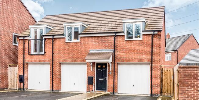 Asking Price £159,950, 2 Bedroom Detached House For Sale in Hawksyard, WS15