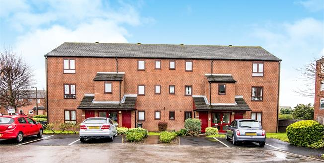 Asking Price £50,000, 1 Bedroom Flat For Sale in Lichfield, WS13