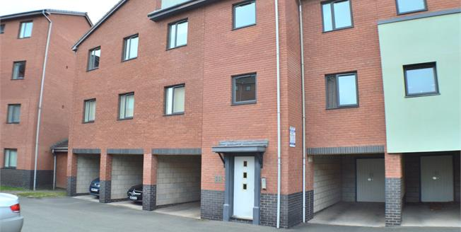 Asking Price £169,950, 2 Bedroom Flat For Sale in Lichfield, WS14