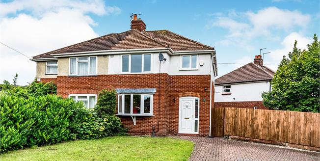 Asking Price £210,000, 3 Bedroom Semi Detached House For Sale in Lichfield, WS13