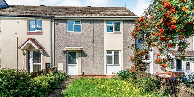 Asking Price £185,000, 3 Bedroom Terraced House For Sale in Lichfield, WS13
