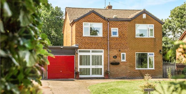 Offers in excess of £400,000, 4 Bedroom Link Detached House For Sale in Northend, CV47