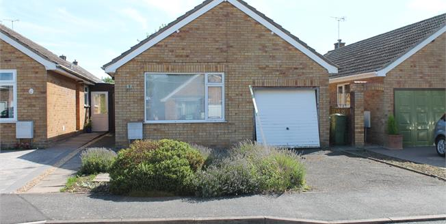 Offers in the region of £225,000, 2 Bedroom Detached Bungalow For Sale in Harbury, CV33
