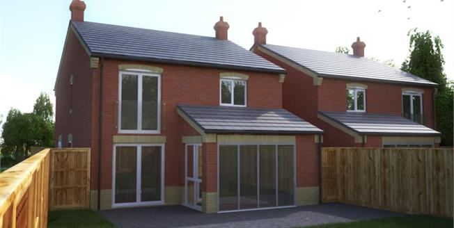 £380,000, 4 Bedroom Detached House For Sale in Southam, CV47