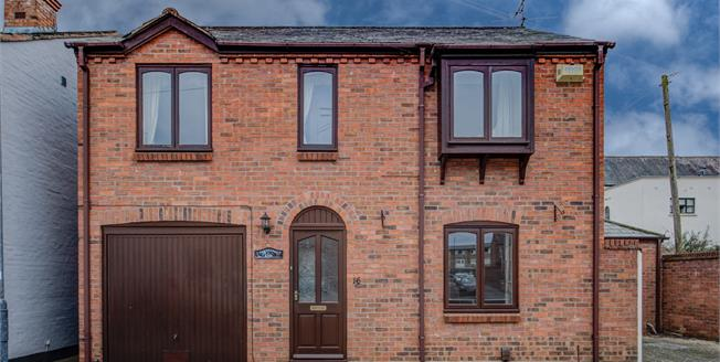 Offers in excess of £450,000, 3 Bedroom Link Detached House For Sale in Leamington Spa, CV32