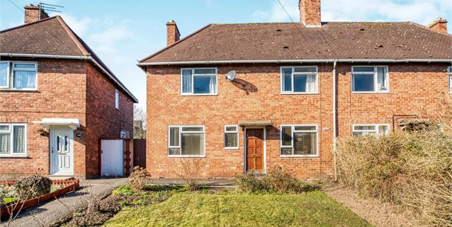 Asking Price £250,000, 3 Bedroom Semi Detached House For Sale in Leamington Spa, CV31