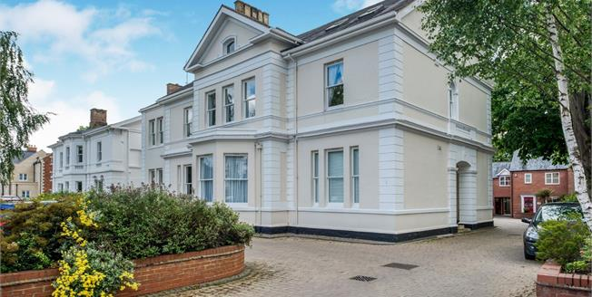 Offers Over £315,000, 2 Bedroom Flat For Sale in Leamington Spa, CV32