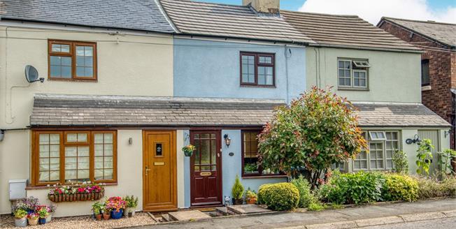 Guide Price £240,000, 2 Bedroom Terraced House For Sale in Stockton, CV47