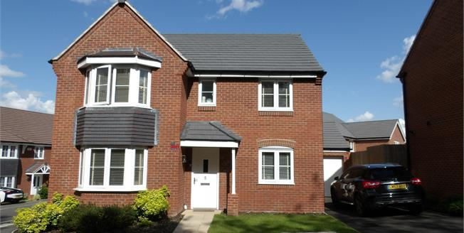 Offers in excess of £500,000, 4 Bedroom Detached House For Sale in Whitnash, CV31