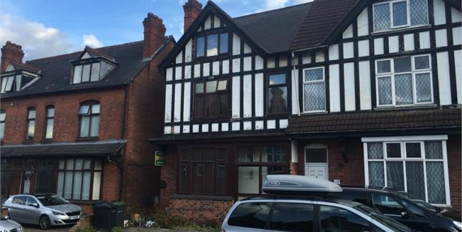 Offers Over £320,000, 5 Bedroom Semi Detached House For Sale in Moseley, B13