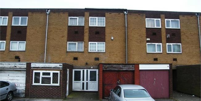 Asking Price £150,000, 3 Bedroom Terraced House For Sale in Birmingham, B5