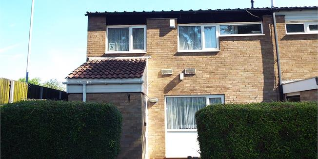 Offers Over £175,000, 4 Bedroom End of Terrace House For Sale in Birmingham, B5