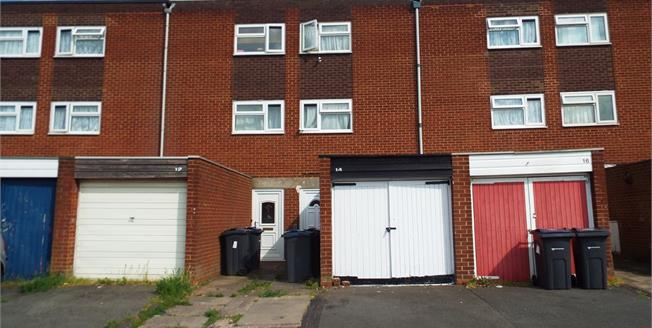 Offers Over £170,000, 4 Bedroom Terraced House For Sale in Birmingham, B12