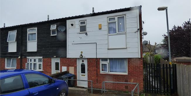 Offers Over £150,000, 4 Bedroom End of Terrace House For Sale in Birmingham, B11