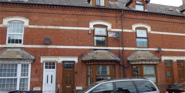 Asking Price £190,000, 4 Bedroom Terraced House For Sale in Birmingham, B11
