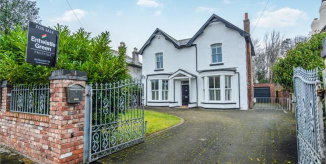 Offers in excess of £610,000, 4 Bedroom Detached House For Sale in Formby, L37