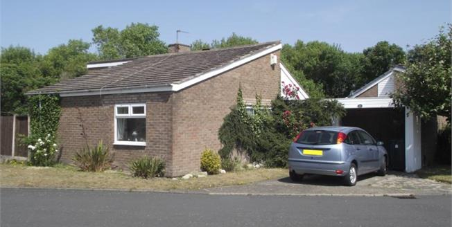 £225,000, 2 Bedroom Detached Bungalow For Sale in Hightown, L38
