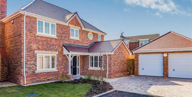 Asking Price £375,000, 4 Bedroom Detached House For Sale in Hightown, L38