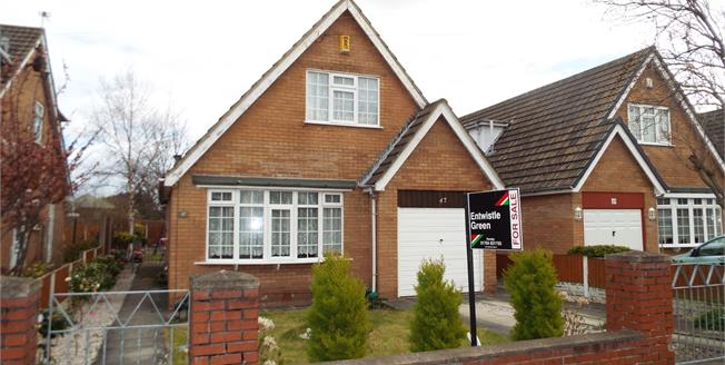 Asking Price £268,000, 3 Bedroom Detached House For Sale in Formby, L37