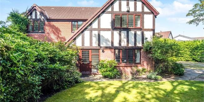 Asking Price £575,000, 4 Bedroom Detached House For Sale in Formby, L37