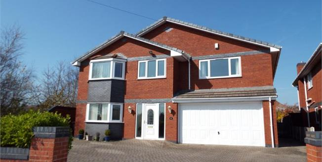 £575,000, 5 Bedroom Detached House For Sale in Formby, L37