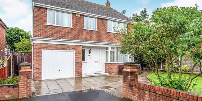 Asking Price £410,000, 5 Bedroom Detached House For Sale in Formby, L37