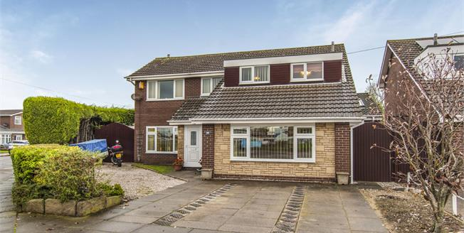 Asking Price £360,000, 4 Bedroom Detached House For Sale in Formby, L37