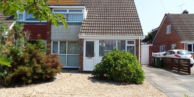 Offers in the region of £230,000, 3 Bedroom Semi Detached House For Sale in Formby, L37
