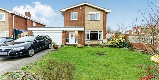Asking Price £310,000, 4 Bedroom Detached House For Sale in Hightown, L38