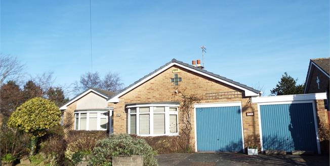 Asking Price £360,000, 3 Bedroom Detached Bungalow For Sale in Formby, L37