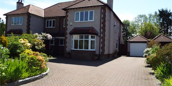 Asking Price £439,950, 4 Bedroom Semi Detached House For Sale in Formby, L37