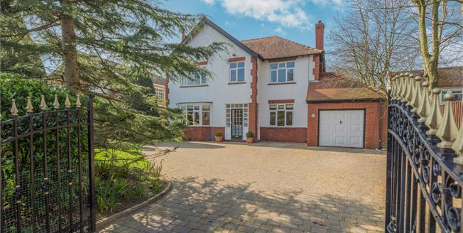 Asking Price £675,000, 5 Bedroom Detached House For Sale in Formby, L37