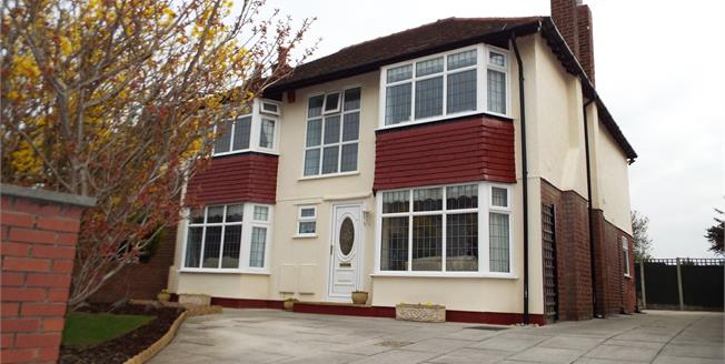 Asking Price £369,000, 4 Bedroom Detached House For Sale in Hightown, L38