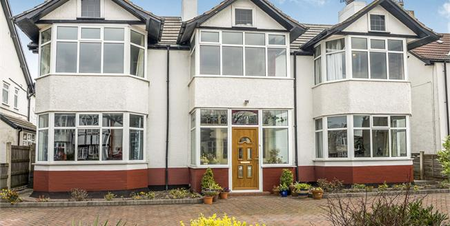 Asking Price £395,000, 5 Bedroom Detached House For Sale in Southport, PR8