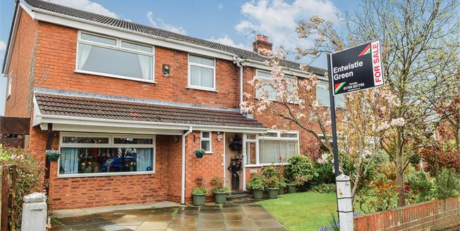 Asking Price £247,750, 4 Bedroom Semi Detached House For Sale in Formby, L37
