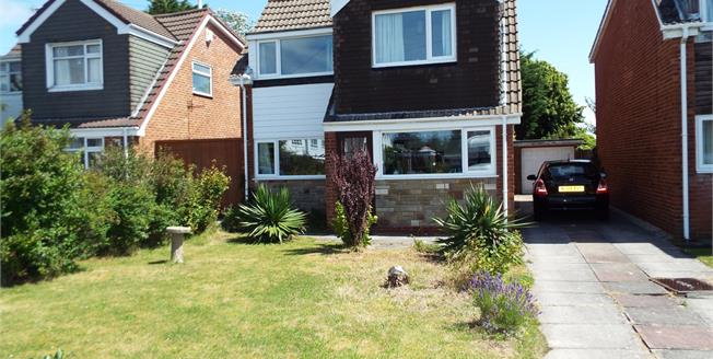 Asking Price £230,000, 3 Bedroom Detached House For Sale in Formby, L37