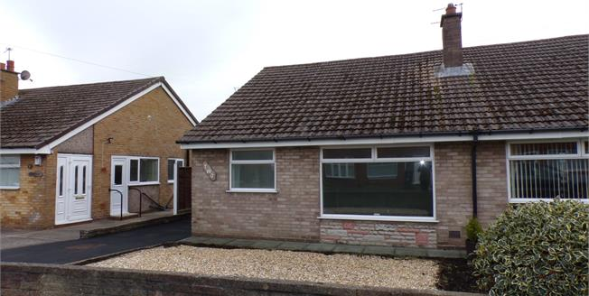 Offers Over £185,000, 2 Bedroom Semi Detached Bungalow For Sale in Formby, L37