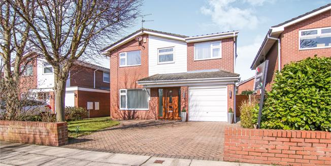 Asking Price £440,000, 4 Bedroom Detached House For Sale in Formby, L37