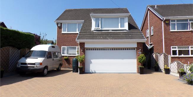 Offers Over £390,000, 4 Bedroom Detached House For Sale in Formby, L37