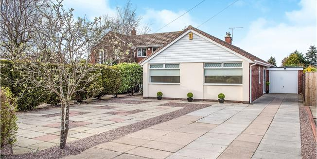 Asking Price £359,000, 3 Bedroom Detached Bungalow For Sale in Formby, L37