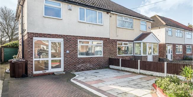 Offers Over £225,000, 3 Bedroom Semi Detached House For Sale in Formby, L37