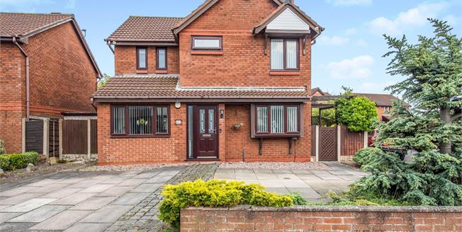 Asking Price £330,000, 4 Bedroom Detached House For Sale in Hightown, L38