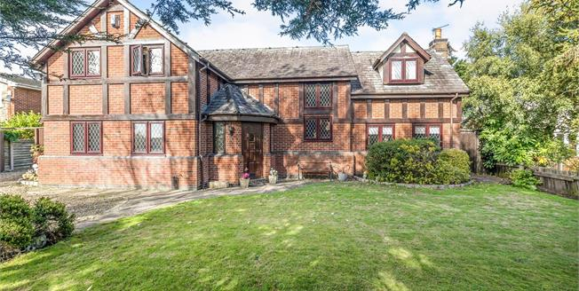 Asking Price £499,950, 4 Bedroom Detached House For Sale in Formby, L37