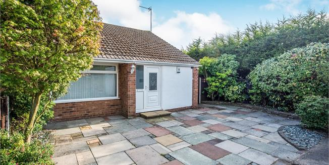 Asking Price £215,000, 3 Bedroom Semi Detached Bungalow For Sale in Formby, L37